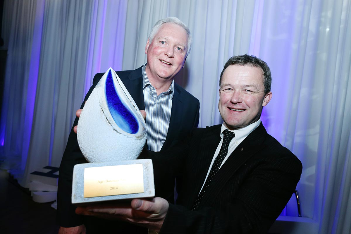 Ulster Bank Business Award Agri Business Paul Brophy